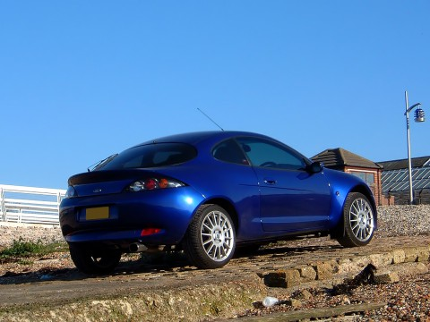 Technical specifications and characteristics for【Ford Puma (ECT)】