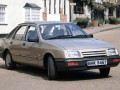 Ford Sierra Sierra Hatchback I 2.0 (100 Hp) full technical specifications and fuel consumption