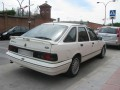 Ford Sierra Sierra Hatchback II 1.6 (75 Hp) full technical specifications and fuel consumption