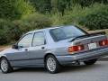 Ford Sierra Sierra Sedan 2.3 D (67 Hp) full technical specifications and fuel consumption