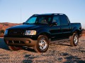 Ford Sport Trac Sport Trac I 4.0 L V6 (210 HP) MT full technical specifications and fuel consumption