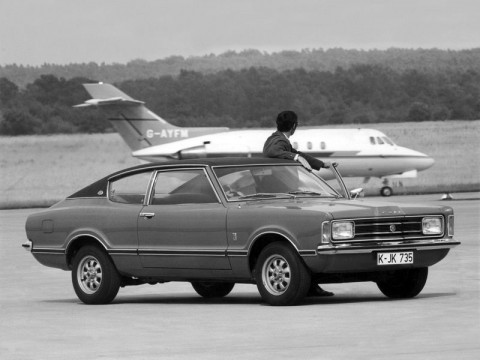Technical specifications and characteristics for【Ford Taunus Coupe (GBCK)】