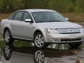 Technical specifications of the car and fuel economy of Ford Taurus