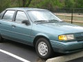 Technical specifications of the car and fuel economy of Ford Tempo