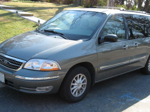 Technical specifications and characteristics for【Ford Windstar (A3)】