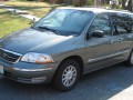 Ford Windstar Windstar (A3) 3.0 V6 (152 Hp) full technical specifications and fuel consumption