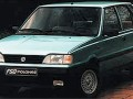 Technical specifications of the car and fuel economy of FSO Polonez