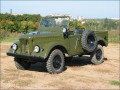 Technical specifications and characteristics for【GAZ 69】