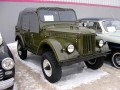 Technical specifications of the car and fuel economy of GAZ 69