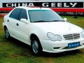 Technical specifications and characteristics for【Geely Merrie】
