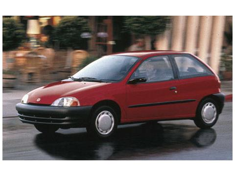 Technical specifications and characteristics for【Geo Metro】