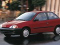 Technical specifications of the car and fuel economy of Geo Metro