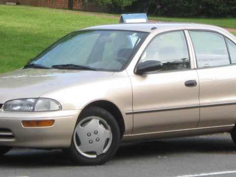 Technical specifications and characteristics for【Geo Prizm】