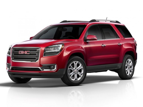 Technical specifications and characteristics for【GMC Acadia】