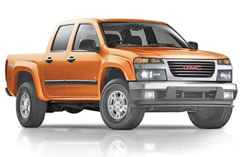 Technical specifications and characteristics for【GMC Canyon】