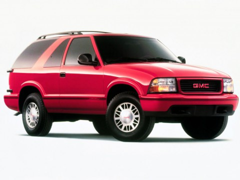 Technical specifications and characteristics for【GMC Jimmy】