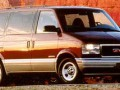 Technical specifications of the car and fuel economy of GMC Safari