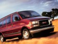 Technical specifications of the car and fuel economy of GMC Savana