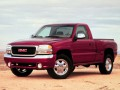 GMC Sierra Sierra (GM840) 4.3 i V6 C1500 Regular Cab SWB 2WD (200 Hp) full technical specifications and fuel consumption