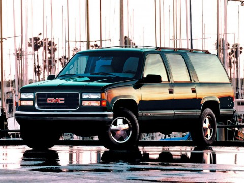 Technical specifications and characteristics for【GMC Suburban】