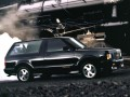 Technical specifications and characteristics for【GMC Typhoon】
