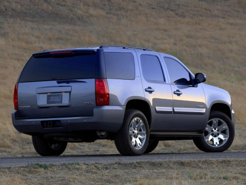 Technical specifications and characteristics for【GMC Yukon (GMT900)】
