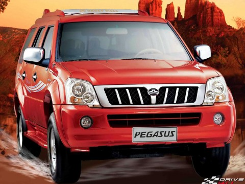 Technical specifications and characteristics for【Great Wall Pegasus】