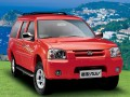 Technical specifications of the car and fuel economy of Great Wall RUV