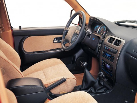Technical specifications and characteristics for【Great Wall SUV G5】