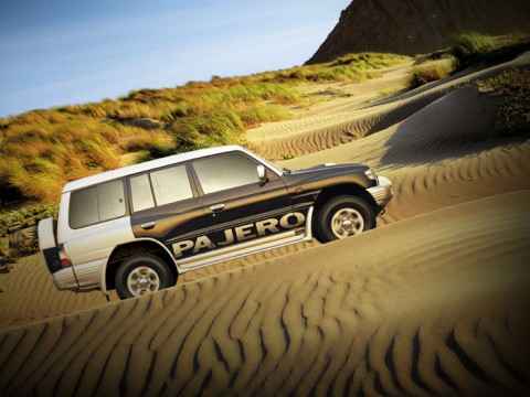 Technical specifications and characteristics for【Hindustan Pajero】