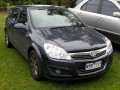 Holden Astra Astra Hatchback 1.8 i 16V ECOTEC (122 Hp) full technical specifications and fuel consumption