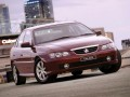 Holden Calais Calais (VT) 5.7 i V8 (306 Hp) full technical specifications and fuel consumption