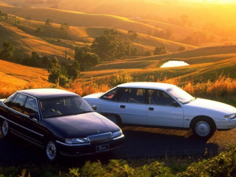 Technical specifications and characteristics for【Holden Caprice】