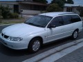 Holden Commodore Commodore Wagon (VT) 3.8 i V6 Executive (207 Hp) full technical specifications and fuel consumption
