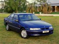 Holden Commodore Commodore 3.8 i V6 Acclaim (177 Hp) full technical specifications and fuel consumption