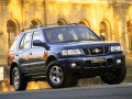 Technical specifications of the car and fuel economy of Holden Frontera