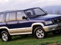 Technical specifications and characteristics for【Holden Jackaroo (UBS)】