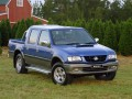 Technical specifications of the car and fuel economy of Holden Rodeo
