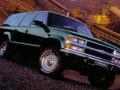 Holden Suburban Suburban (8KL35) 7.4 i V8 2500 SLT (290 Hp) full technical specifications and fuel consumption