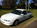Holden UTE UTE 3.8 i V6 S (224 Hp) full technical specifications and fuel consumption