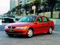 Technical specifications of the car and fuel economy of Holden Vectra