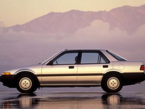 Technische Daten und Spezifikationen für Honda Accord III (CA4,CA5)