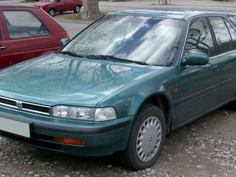 Технические характеристики о Honda Accord III Wagon CA5
