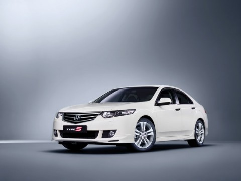 Technical specifications and characteristics for【Honda Accord VIII】