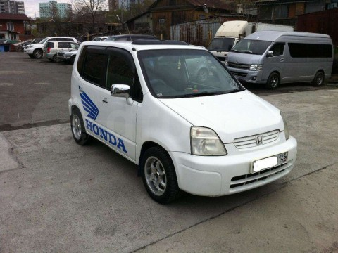 Technical specifications and characteristics for【Honda Capa】
