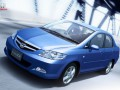 Fiche technique de la voiture et économie de carburant de Honda City