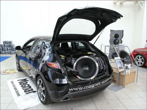 Caractéristiques techniques de Honda Civic 5D VIII