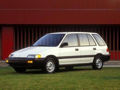 Specificații tehnice pentru Honda Civic I Shuttle