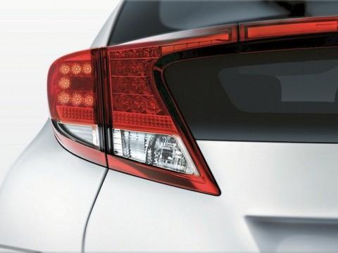 Caractéristiques techniques de Honda Civic IX