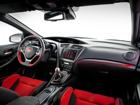 Технически характеристики за Honda Civic Type-R IX